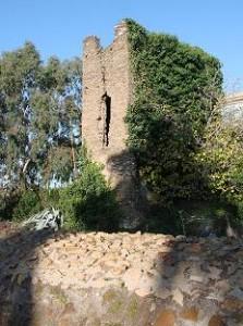 torre di via degli olmi roma
