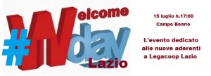 welcome day legacoop lazio - Copia