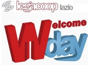 welcome day legacoop lazio
