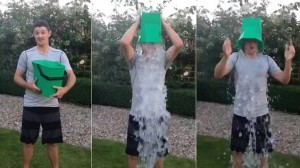 ice bucket challenges