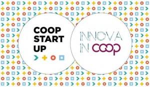 loghi coopstartup innova in coop