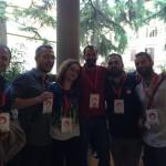 I delegati del Lazio