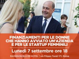 Finanziamenti donne
