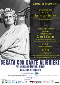 Serata con Dante Alighieri
